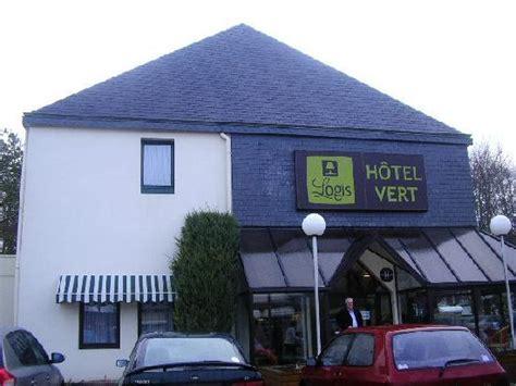 fa 231 ade picture of hotel vert mont st michel tripadvisor