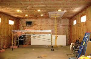 techniques d isolation de garages comment isoler votre garage informations isolation garage