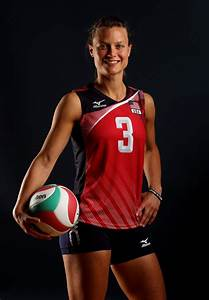 USA Women's Olympic Volleyball Team 2016: Must-See Photos