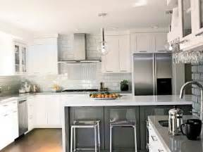 modern kitchen backsplash ideas with white cabinets home