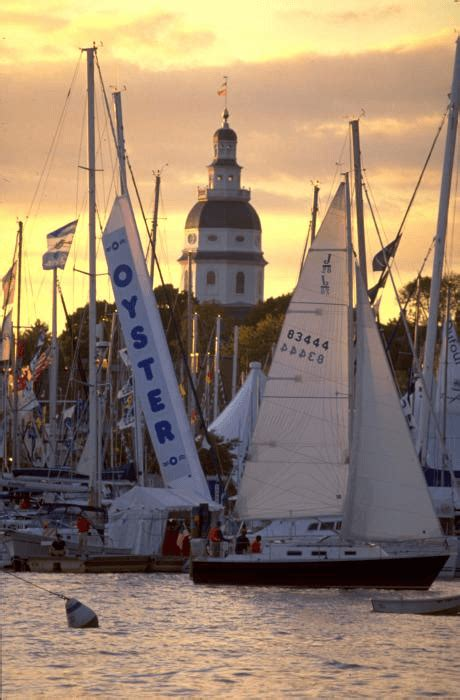 Annapolis Boat Show Webcam by Biggest Boat Shows On The Planet Return To The Quot Sailing