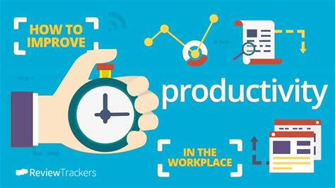 How To Improve Productivity In The Workplace  Success Stories
