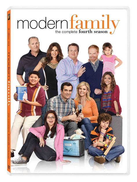 modern family season 4 available on and dvd september 17