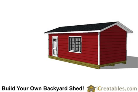 12x24 garage shed plans icreatables