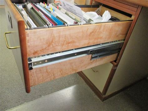 Us Futaba Heavy Duty File Drawer Slides (over Extension) 28
