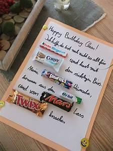 Geschenkideen Zum Selber Basteln Zum Geburtstag : die besten 17 ideen zu geburtstagsgeschenke auf pinterest geburtstagsgeschenke geschenke und ~ Markanthonyermac.com Haus und Dekorationen
