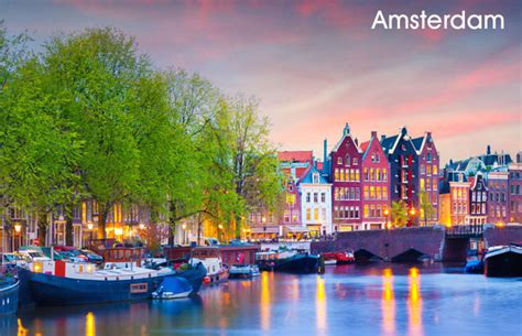 Amsterdam Museum Packages by Top 10 Best Romantic Honeymoon Destinations In Europe