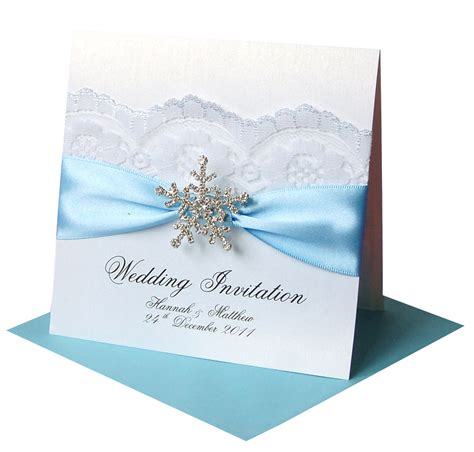 Winter Wedding Invitations  'snowflake' Crystal  Made. Whimsical Wedding Invitations Pinterest. Wedding Programs Lifeway. Wedding Pictures Queen Margrethe. Wedding Hairstyles Glasses. Wedding Gifts To Give. 50th Wedding Anniversary Dresses. Addressing Wedding Invitations Dentist. Wedding Ceremony Music Greenville Sc