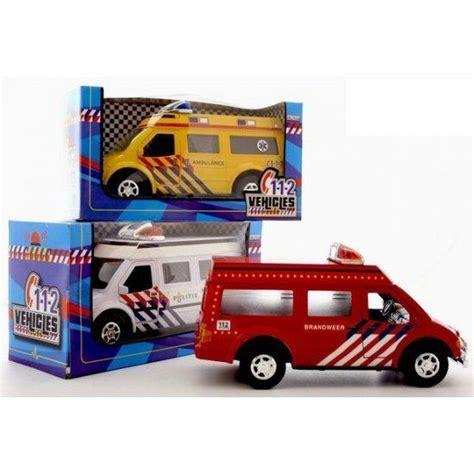 Speelgoed Bol by Bol Speelgoed Brandweerauto