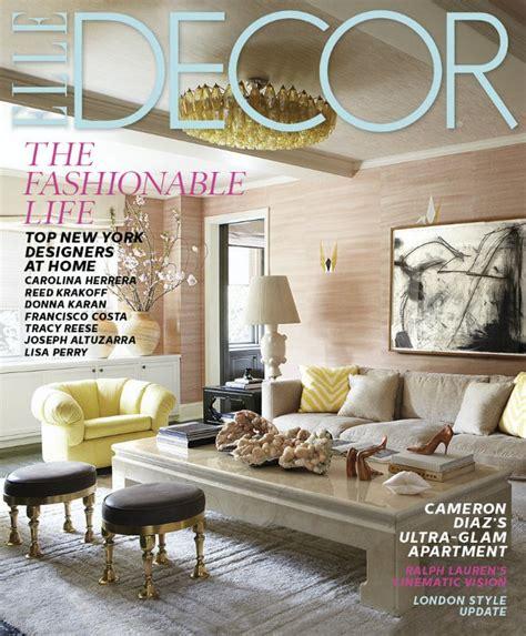 top 10 interior design magazines in the usa new york design agenda