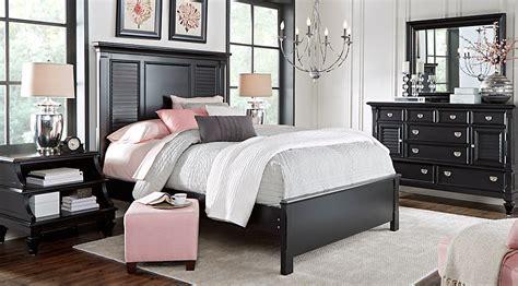 Belmar Black 5 Pc King Bedroom  King Bedroom Sets Black