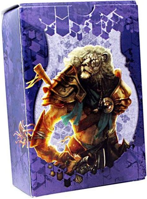journey into nyx ajani mentor of heroes deck box from