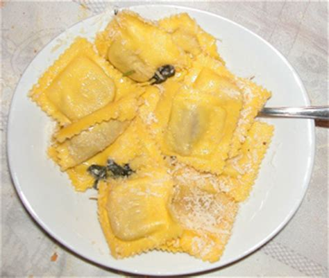 ravioli de potiron cuisine italienne cuisine italienne