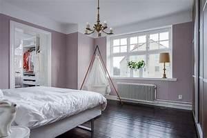 Welche Wandfarbe Schlafzimmer : wandfarbe rose und flieder eignen sich gut f r schlafzimmer schlafzimmer pinterest ~ Markanthonyermac.com Haus und Dekorationen