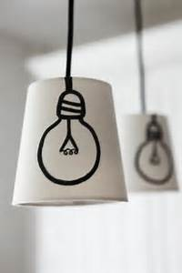 Lampenschirm Basteln Einfach : lampen selber machen 6 kreative ideen lampen einfach selber machen lampen die von der decke h ~ Markanthonyermac.com Haus und Dekorationen