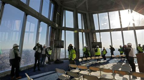 plans unveiled for one world trade center observation deck abc news