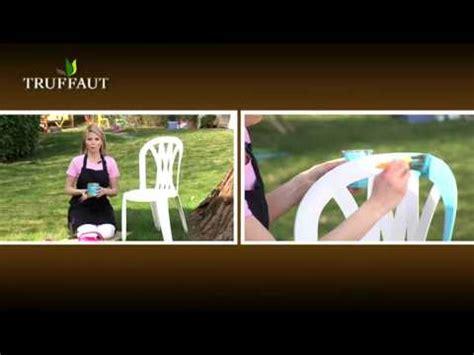 d 233 co comment relooker une chaise de jardin jardinerie truffaut tv