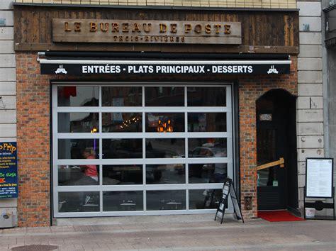 le bureau de poste restaurant sdc centre ville trois rivi 232 res