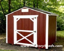 hickory sheds wa barns cabins garage storage wash