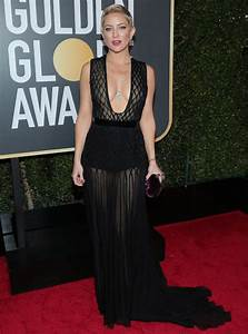 Golden Globes 2018: Stars join Time's Up protest in black ...
