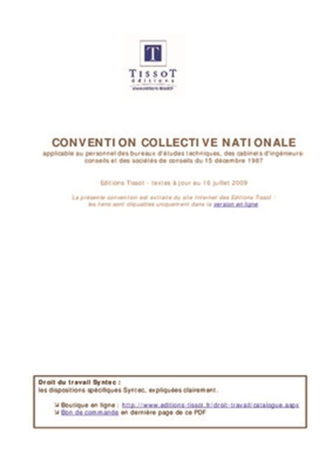 convention collective nationale cer ccmr