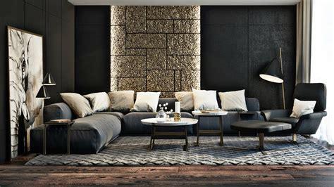 Ultra-modern Living Room