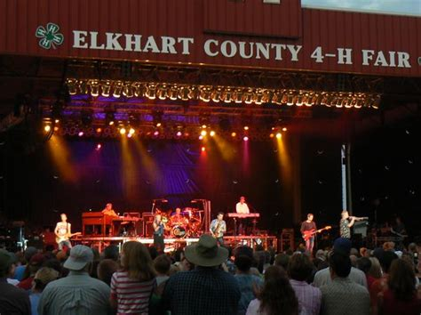 "Goshen, In  ""chicago"" In Concert At The Elkhart County 4"
