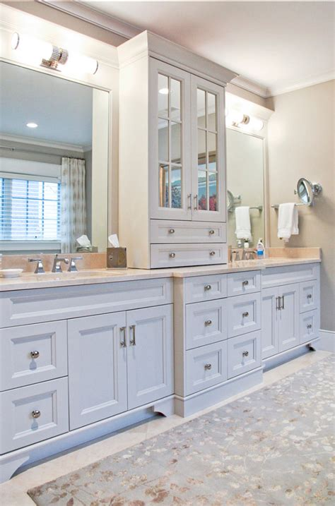 12 inspiring hickory bathroom vanity design