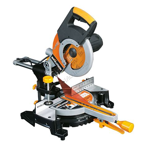 Afkortzaag Femi by Evolution Rage 3 Metal Cutting Miter Saw Rage3