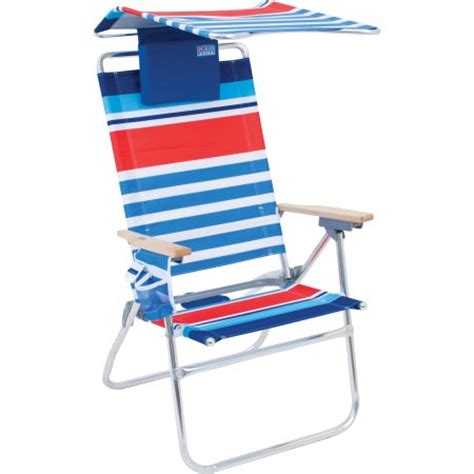 hi boy 7 position chair with adjustable canopy