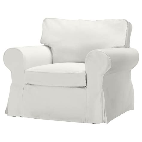 Ektorp Chair Cover Blekinge White by Ektorp Armchair Cover Blekinge White Ikea