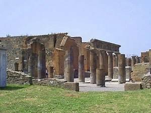 Le Forum à Pompei