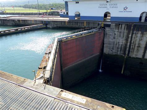 extension du canal de panama traces espazium ch
