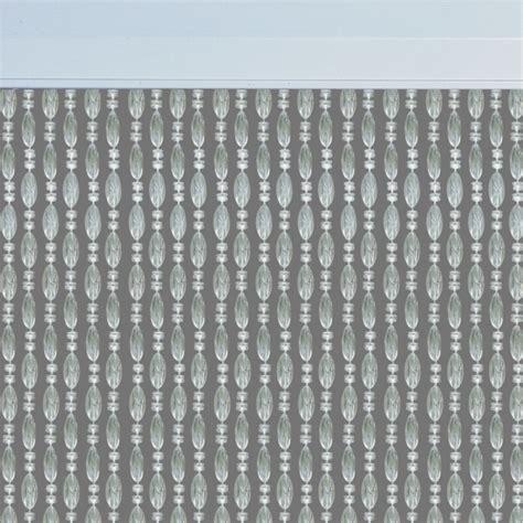 rideaux perles anti mouches