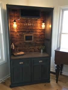 25 best ideas about armoire bar on armoires