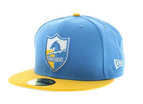 San Diego Chargers Historic Basic 59fifty
