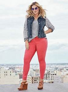 Spring Staple: Light Wash Denim | Torrid Plus Size | # ...
