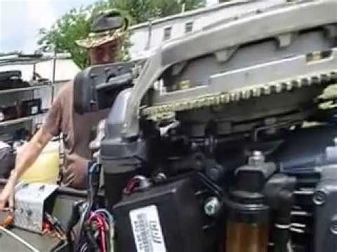 Yamaha Outboard Motor Videos by Yamaha Outboard Motor Locked Up Youtube