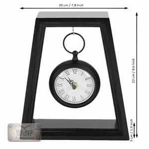 Wohnzimmer Uhren Zum Hinstellen : tischuhr taschenuhr standuhr pendel uhr kaminuhr regaluhr holz neu ebay ~ Markanthonyermac.com Haus und Dekorationen