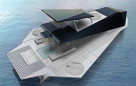 Origami Super Boat by Foldable Superboats Origami Yacht