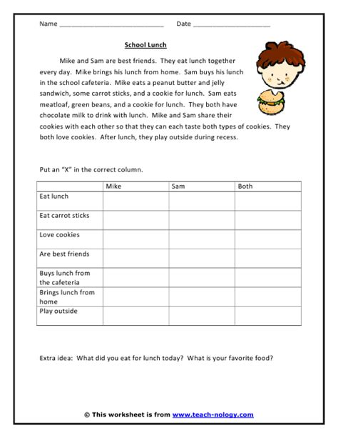 Critical Thinking Skills Worksheet Worksheets For All  Download And Share Worksheets  Free On