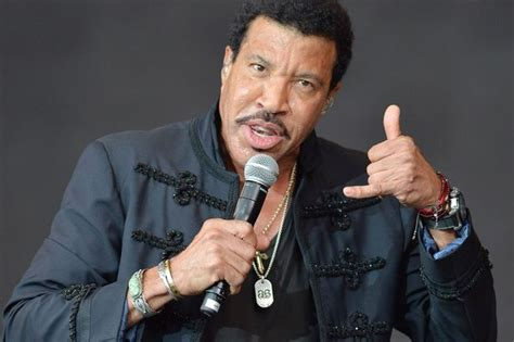 Lionel Richie Really Was Up All Night Long After