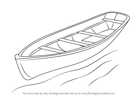 How To Draw A Old Boat by Learn How To Draw A Boat Boats And Ships Step By Step