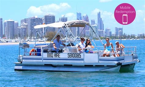 Barbie Boat Hire Gold Coast gold coast watersports gold coast deal of the day