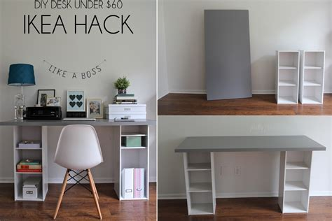 Diy Desk Designs You Can Customize To Suit Your Style Malibu 3 Drawer Bedside Chest White Effect Sterilite Narrow Storage Cart Closetmaid Drawers Sliding Under Sink Stack On Safe With Biometric Lock Slim Tower Unit 5 Of Solid Wood 1 2 Pulls Bronze