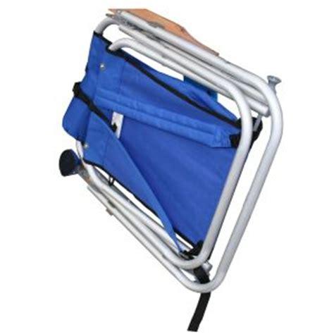 wearever backpak chair royal blue beachkit