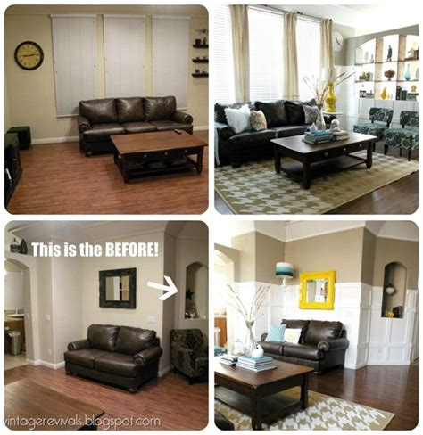 living room makeovers before and after pictures hailee before and after home