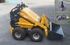 TY380 Mini Skid Steering loader Skid Steer Loader-Shandong ...