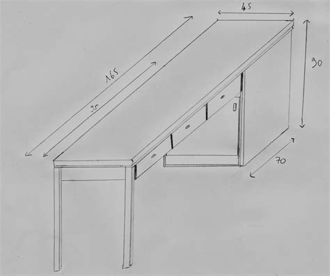 fabriquer une table plan de travail forum d 233 coration mobilier syst 232 me d
