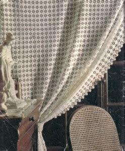 crochet rideaux panneaux le de crochet et tricot d de suzelle